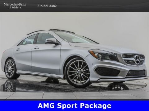Pre-Owned 2016 Mercedes-Benz CLA CLA 250 4MATIC, AMG® Sport, Premium Package