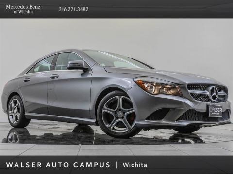 Pre-Owned 2014 Mercedes-Benz CLA CLA 250 4MATIC®, Navigation, Premium 1 Package