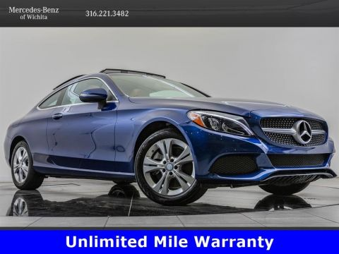 Certified Pre-Owned 2017 Mercedes-Benz C-Class C 300 4MATIC®, Premium Package