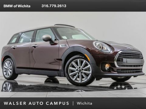 Pre-Owned 2016 MINI Cooper Clubman Premium Package