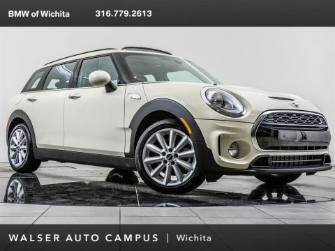 Pre-Owned 2018 MINI Clubman Cooper S, BT, Pano Rf, Htd Sts, harman/kardon