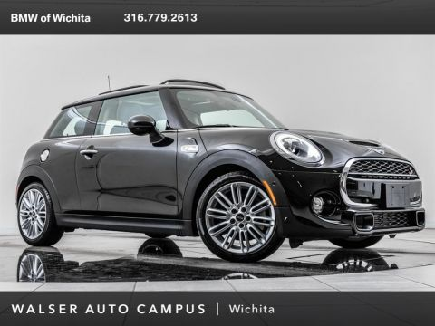 Pre-Owned 2018 MINI Hardtop 2 Door Cooper S, Fully Loaded, Prem Pkg, Tech Pkg, Wired