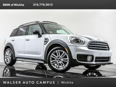 Pre-Owned 2019 MINI Countryman PREM PKG NAVI