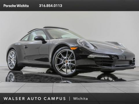 Pre-Owned 2014 Porsche 911 Factory Wheel Upgrade, Premium Package