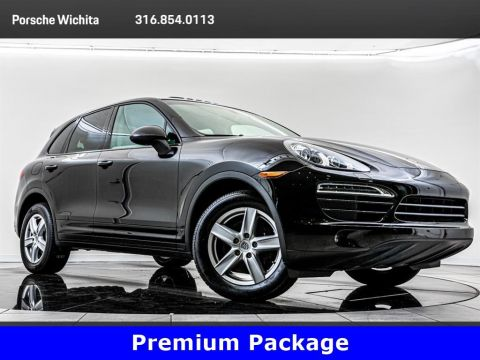 Pre-Owned 2011 Porsche Cayenne Premium Package